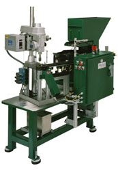 Threaded Cup Tapping Machine